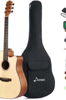 Donner Acoustic Guitar