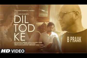 B Praak Song Dil Tod Ke Guitar Chords