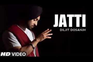 Diljit Dosanjh Song Jatti Lyrics