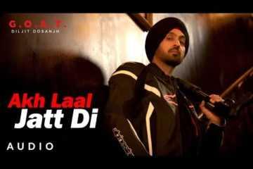 Diljit Dosanjh Song Akh Laal Jatt Di Lyrics