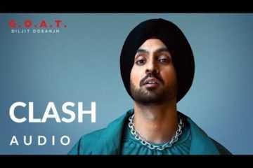 Diljit Dosanjh Song Clash Lyrics GOAT