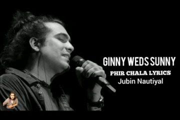 Phir Chala Guitar Chords Jubin Nautiyal