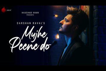 Mujhe Peene Do Guitar Chords Darshan Raval
