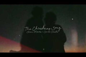 Shawn Mendes and Camila Cabello The Christmas Song Lyrics