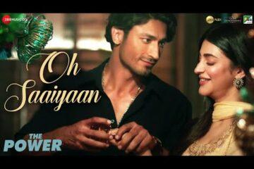 Oh Saaiyaan Guitar Chords Arijit Singh